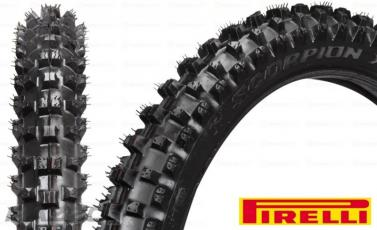 PNEU PIRELLI 80/100-21 SCORPION MX MIDSOFT - Código 969-1-1